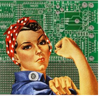 Myth — Women can't become engineers
