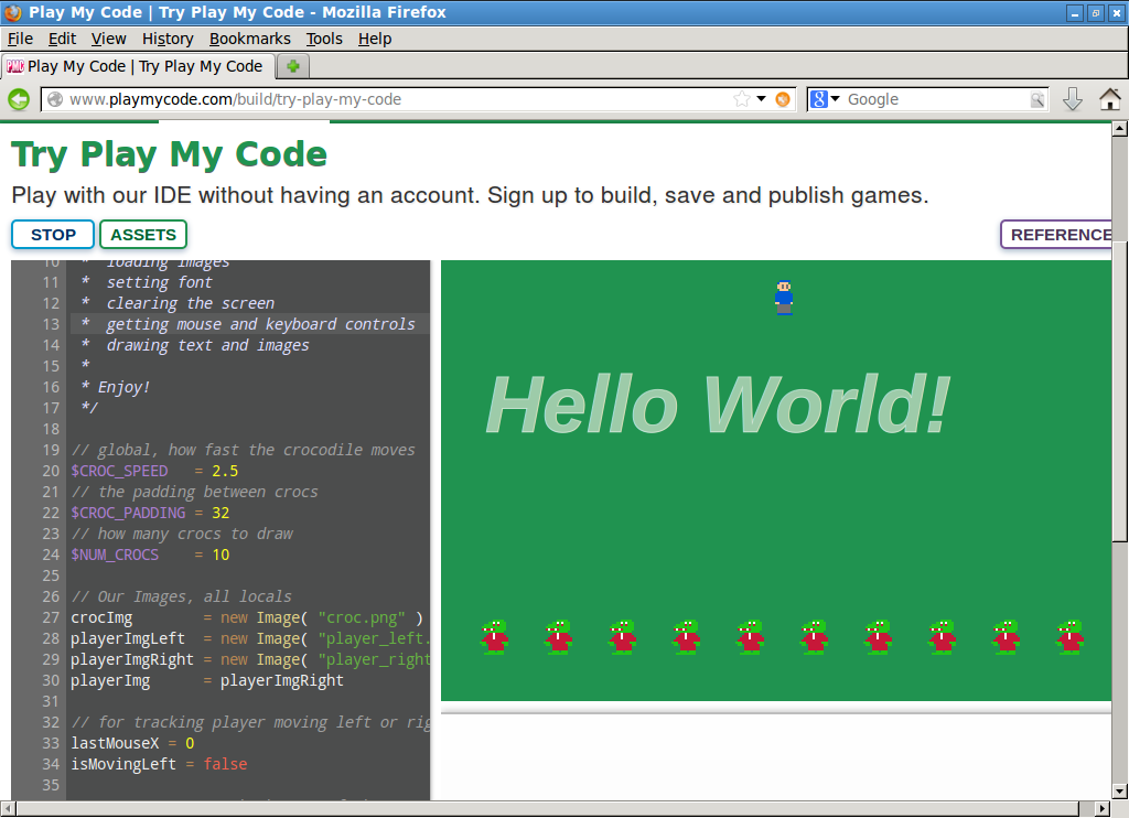 playmycode