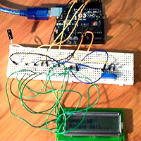 Arduino Tweets to my Door